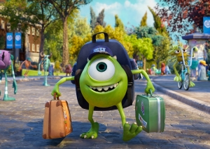 Университет за таласъми | Monsters university