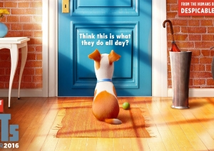 Сам вкъщи | The secret life of pets