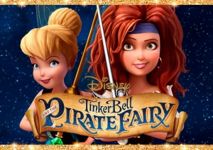 Камбанка и феята пират | Tinker bell and the pirate fairy
